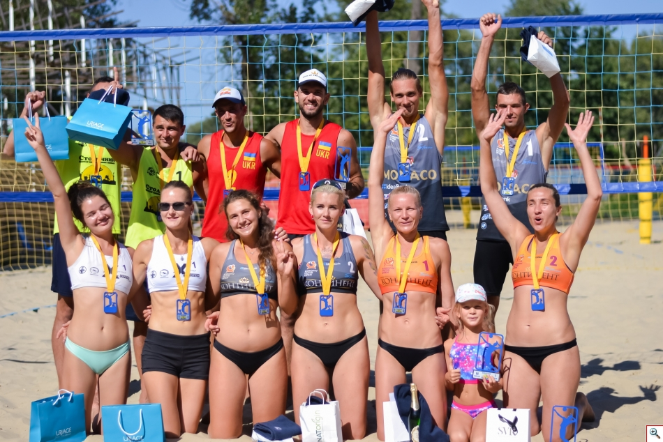 «Столичный» 2020 — открытый кубок по пляжному волейболу в Киеве